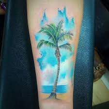 palm tree tattoos tattoos palm and tatoo