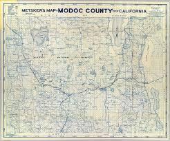 County Map California Modoc County California Map California Map