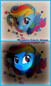 eccentric eclectic woman 3dlightfx my little pony rainbow dash 3d the rainbow dash 3d deco light was fairly easy to install and great looking on the wall too we just cleaned the wall installed the sticker