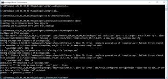 ccs iwr1443boost building mmw demo in windows mmwave sensors