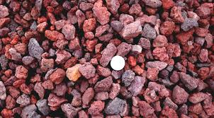 own garden part lava rock landscaping ideas red ideasgallery of vs