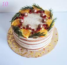 tutorial christmas cake food heaven food heaven