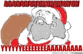 Awww Yeah Meme - awww yeah santa claus mery christmas meme generator captionator