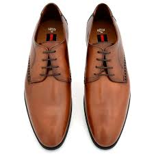 buy online formal shoes trendy u0026 classic brown lace up men shoes