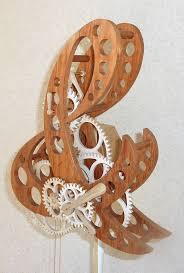 horloge murale engrenage engrenage en bois u2013 myqto com