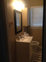 Bathroom Makeover Ideas On A Budget Small Bathroom Makeover Must Watch Youtube