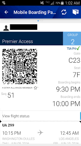 Iad Airport Map Review Of United Flight From Washington To Los Angeles In Premium Eco