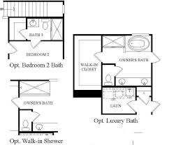 saratoga homes floor plans saratoga ii new home plan fishers in pulte homes new home