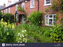 the english cottage an english cottage garden in warsash in hshire showing a riot of