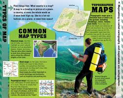 What Is A Physical Map Ultimate Mapping Guide For Kids Justin Miles 9781770857414