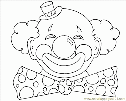 coloring page circus clowns cartoons 546412 coloring pages for