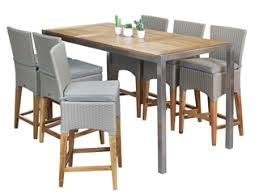 Outdoor Bar Table Outdoor Bar Sets Colibri Bar Set Westrock Table Segals Outdoor