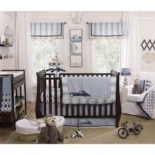 themed boy crib bedding set cute but cool boy crib bedding set