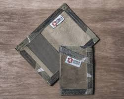 Firefighter Boots Material by Need Help Deciding Which Wallet Material To Buy U2013 Recycled