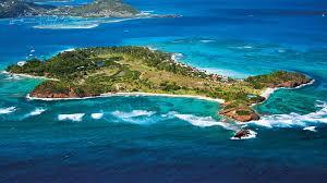 St Lucia Island Map Palm Island Resort U0026 Spa A Kuoni Hotel In The Grenadines