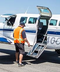 door of cape air plane pops open during flight out of rockland