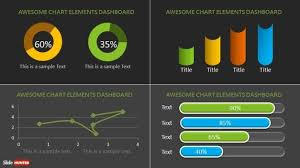 powerpoint dashboard templates free download casseh info