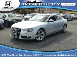 audi downers grove used audi a5 for sale in downers grove il 50 used a5 listings