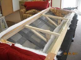 Bed Frame Repair Sofa Back Panel Repair Step By Step