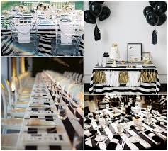 Engagement Party Decorations Ideas by Black And White Party Table Decorations Ideas Party Pinterest