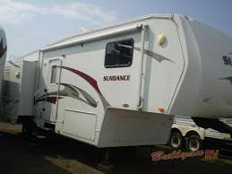 used 2008 heartland sundance 2900mk fifth wheel at bullyan rv