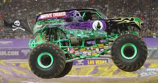grave digger monster truck driver dennis anderson u0027s monster truck mad genius