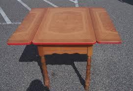 vintage enamel kitchen table vintage enamel top kitchen table triple a resale