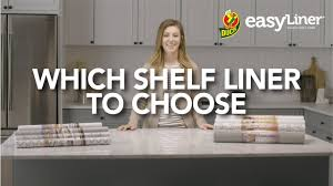 what is the best liner for kitchen cabinets which shelf liner to use easyliner duck brand
