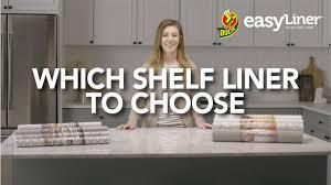 best kitchen shelf liner which shelf liner to use easyliner duck brand