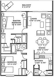 3 bedroom floor plan edgewater resort and towers condos for sale panama city