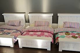 Free Wooden Doll Furniture Plans by Free Wood Doll Bed Pattern U2013 Plans For Building A Wooden Pdf
