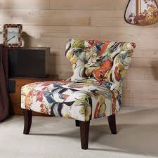 wingback accent chairs birch lane