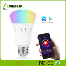 alexa controlled light bulbs china long distance controlled wifi smart led light bulb work with