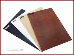 self adhesive leather leather a4 sheet self adhesive sticky back vinyl craft faux