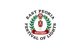 Festival Of Lights Peoria Il New Route Announced For 2017 Festival Of Lights Parade 1470 Wmbd