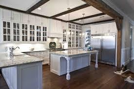Victorian Kitchen Cabinets Kitchen Style Victorian Kitchen Dark Hardwood Floors White Glass