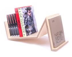 Bookshelf Book Holder Portable Bookshelf Etsy