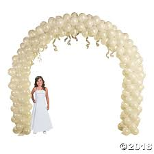wedding arches columns wedding arches columns balloon arches