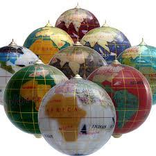 gemstone globe ornament wondering what other ornaments