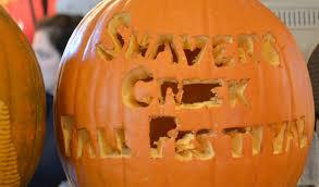 fall harvest festival children u0027s halloween trail shavers creek