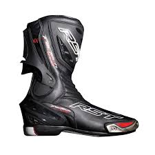 motorcycle road racing boots rst tractech evo waterproof breathable sport motorcycle road race