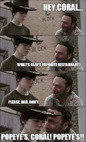Walking Dead Stuff And Things Meme - pin by kandice pokraka on the walking dead pinterest walking