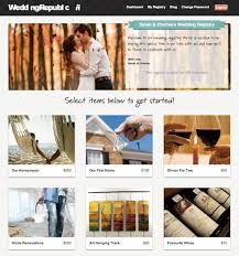 free online wedding registry an interesting and fresh twist on the traditional wedding gift