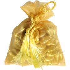 gold favor bags gold mesh favor bags 12ct bag organza mesh favor bags party