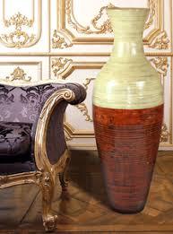 Large Brown Floor Vase Large Floor Vases