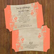 coral wedding invitations coral wedding invitations coral wedding invitations with fair
