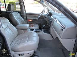 2003 jeep grand overland 2003 jeep grand limited 4x4 interior photo 38201500