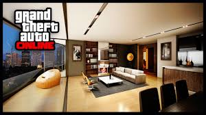 gta 5 online high life apartment tour best apartment in gta 5