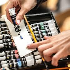 amazon com colore watercolor painting kit 24 colors