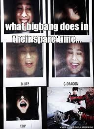 Big Bang Meme - bigbang with copymachine allkpop meme center